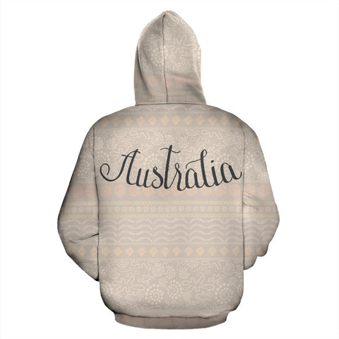 Image of Australia Flag All Over Print Hoodies J9 1ST