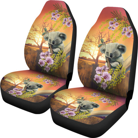 Image of Australia Car Seat Covers