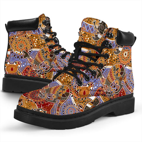 Australia Aboriginal Boots (All-Season)