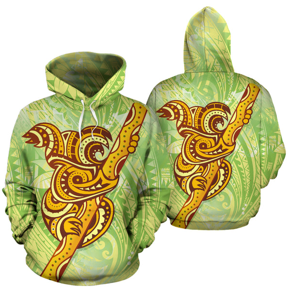 1stAustralia Aboriginal Hoodie, Koala Patterns Australia Art - Th7