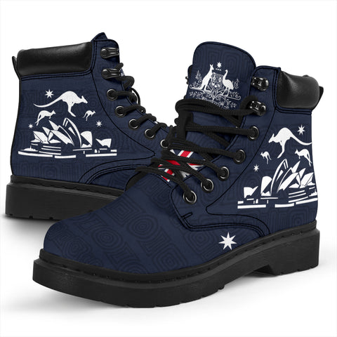 Australia Boots (All-Season) Aussie Steps
