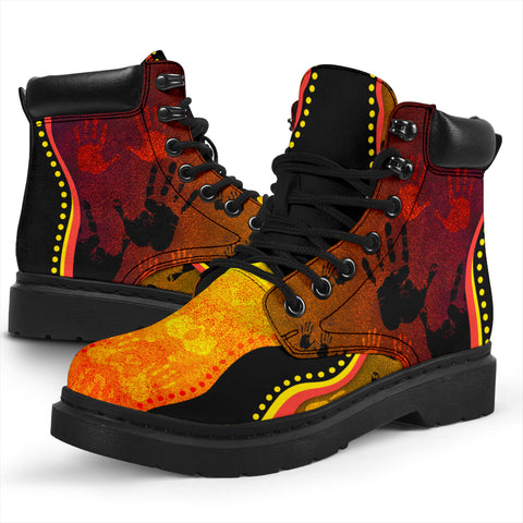Australia Aboriginal Boots (All-season) - Golden Style