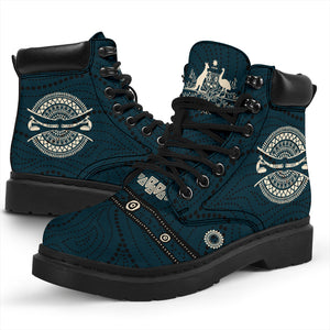 Australia Boots (All-Season) Real Aussie Blue