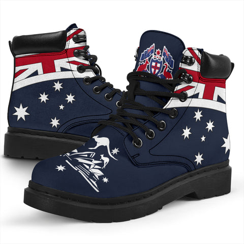 Australia Boots (All-Season) - Aussie Cool Vibes