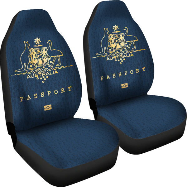 1stAustralia Car Seat Covers - Passport Style Seat Covers Universal Fit - Nn0
