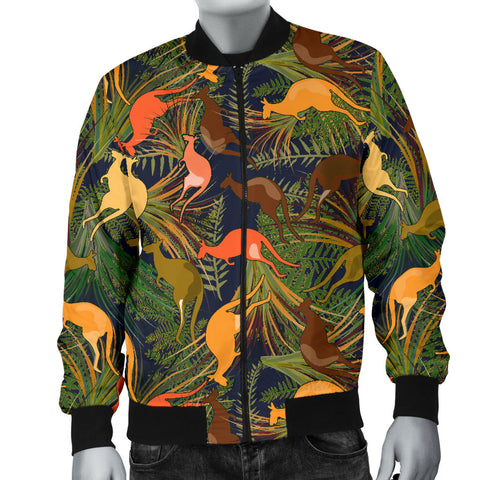 Australia Mens Bomber Jacket Kangaroo TH1