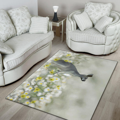 Australia Area Rug Kangaroo 08 TH1
