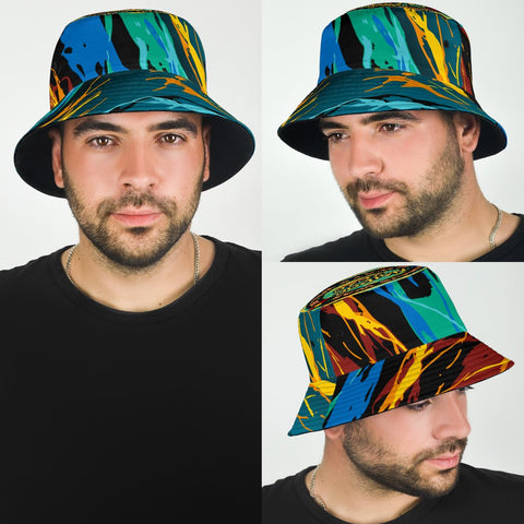 1stAustralia Bucket Hat - Naidoc Always Was, Always Will Be - BN17