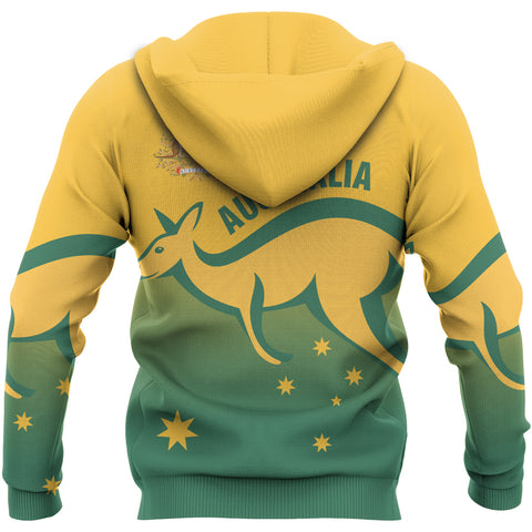 Image of Australia Hoodie (Zip-Up) - Special Version - MRP