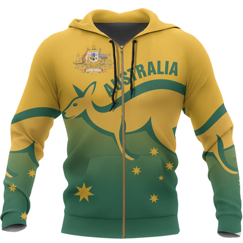 Australia Hoodie (Zip-Up) - Special Version