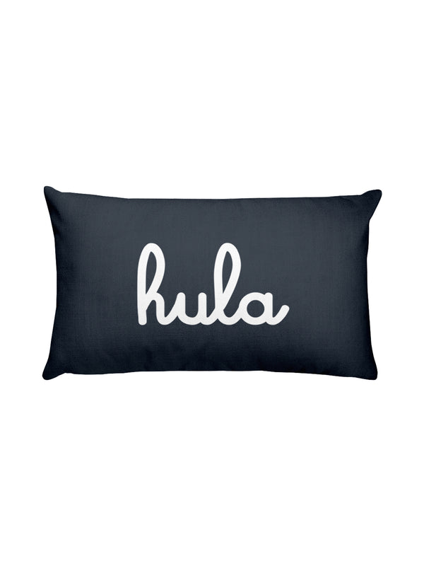 Hula Pillow Case w/ stuffing