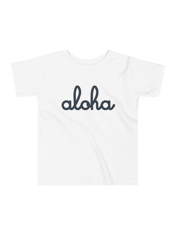 Toddler Aloha T-Shirt
