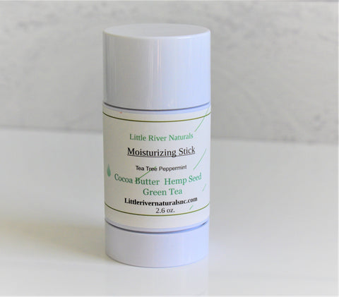Moisturizing Cocoa Butter Hemp Seed Stick