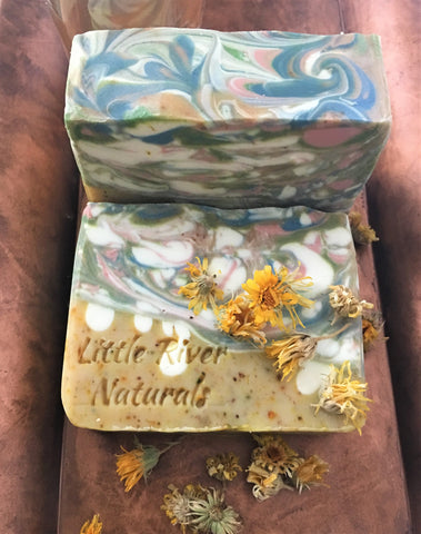 Spring Dream Coconut Milk Soap