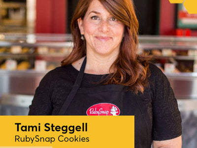 I Am Salt Lake Podcast: #327 - Tami Steggell from RubySnap Cookies