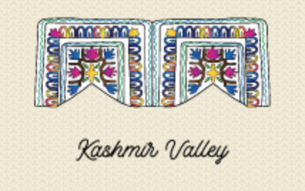 Brief History of  Kashmiri Embroidery by Kashmirvalley.com