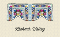 Unique Bohemian Stoles, Tops, Tunics, Handbags & Keepsake Gifts from Kashmir Valley