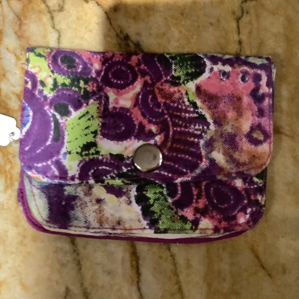 Fabric Loose Change Purse/Wallet (LFC)