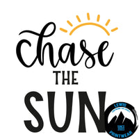 Chase The Sun - Decal