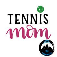 Tennis Mom - Decal
