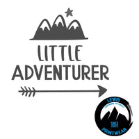 Little Adventurer - Decal