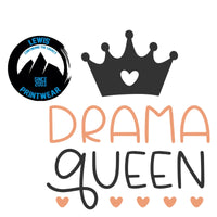 Drama Queen - Decal