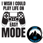 Easy Mode - Decal