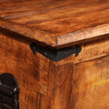 Storage Chest Mango Wood