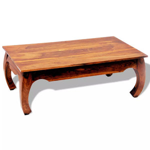 Opium Solid  Coffee Table