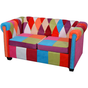Chesterfield Sofa 2 Seater (Multi color)