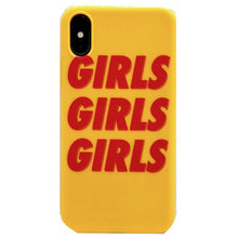 Charger l'image dans la galerie, Coque Girls power