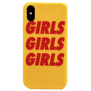 Coque Girls power
