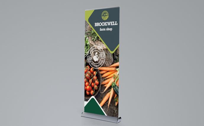 Premium Exhibition and Standup Banners