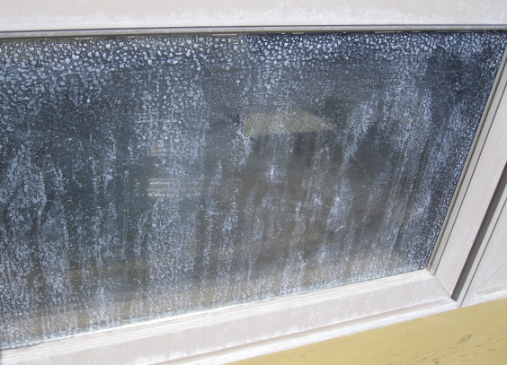Effects of Salt on your windows