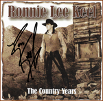 THE COUNTRY YEARS signed vintage CD