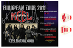 KEEL European Tour 2011 - Signed Pic 'n Pick