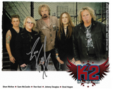 "K2 - ""The Lost Projects"" Signed Photo/Postcard/Pick Pack"