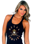 METAL COWGIRL Lady's Tank Top