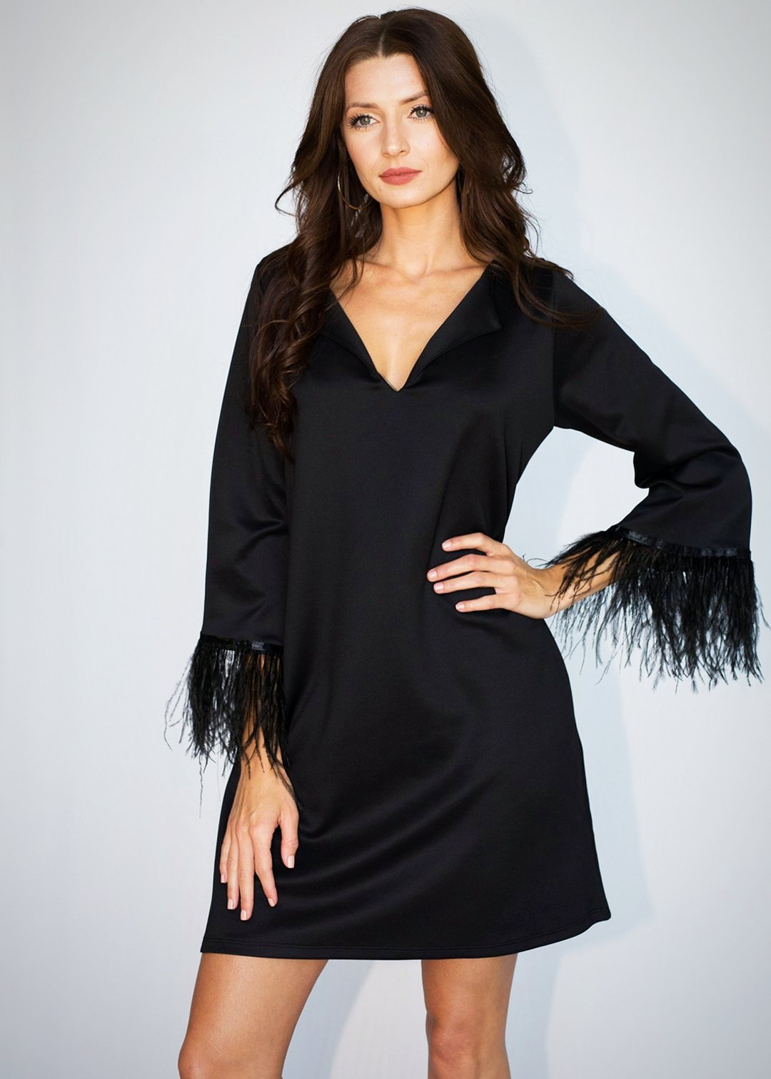 Melani Dress Black