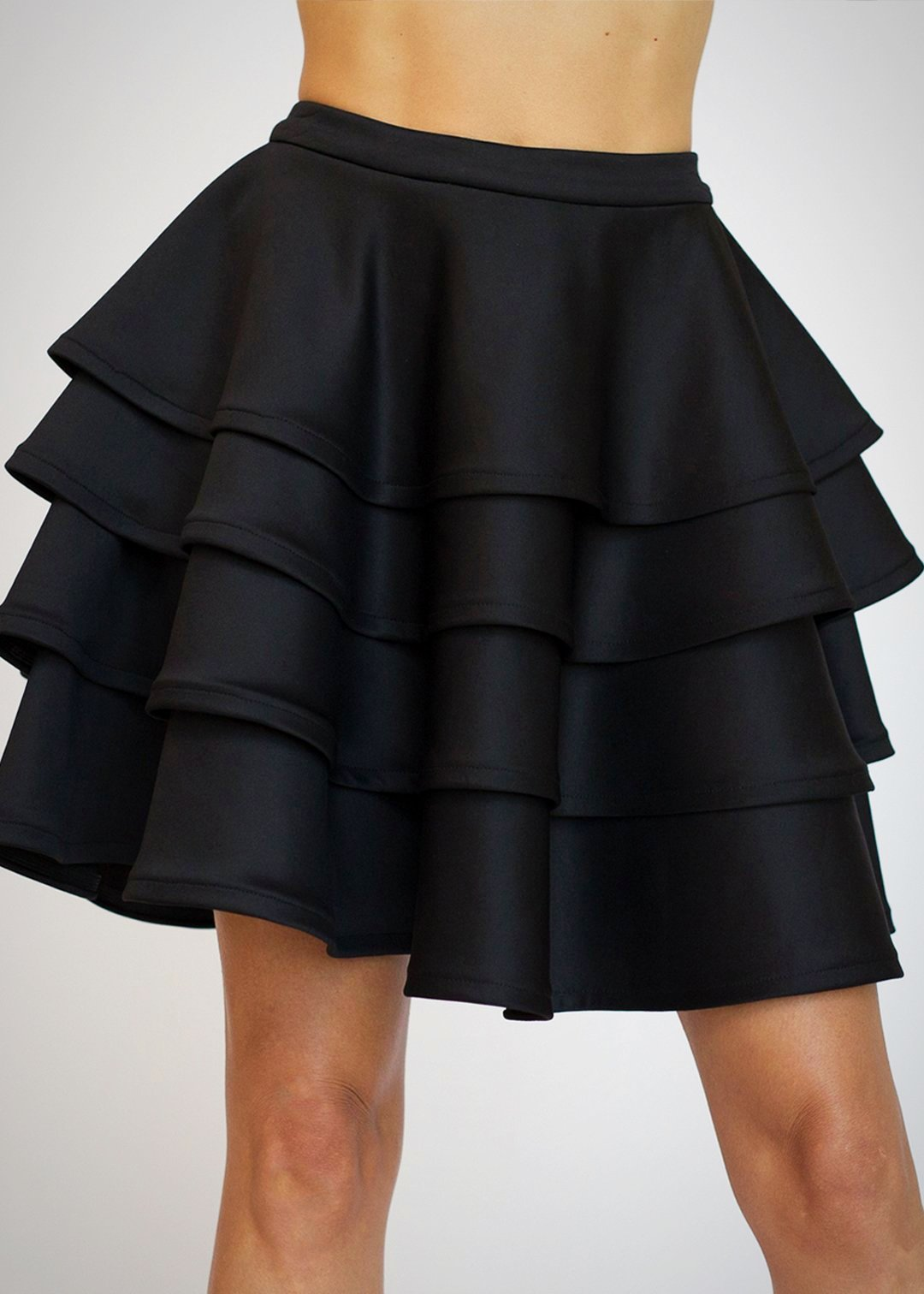 Olgita Skirt Black