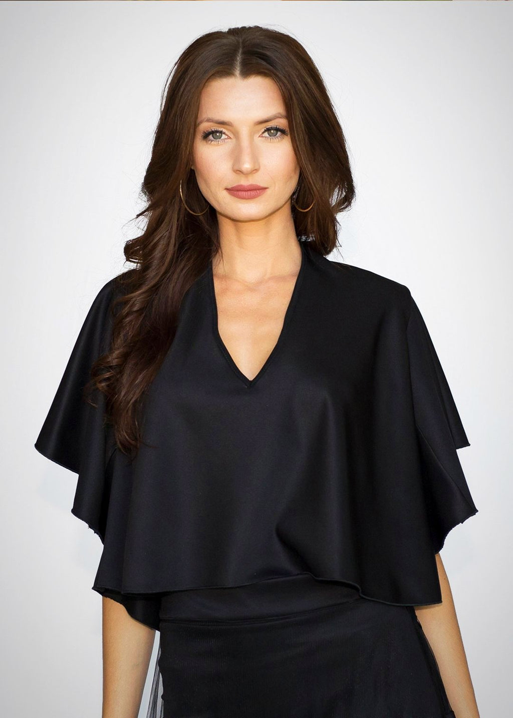 Olgita Top Black