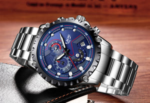 Reloj Fashion Deportivo Quartz