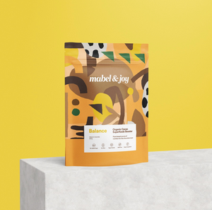 Mabel & Joy Balance Organic Cacao Superfoods Booster
