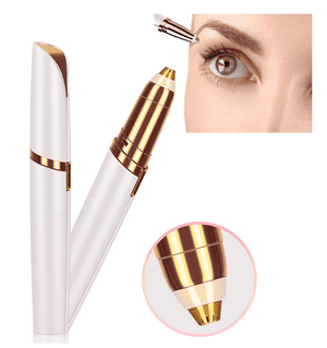 Eyebrow Touch-Up Trimmer - thara.
