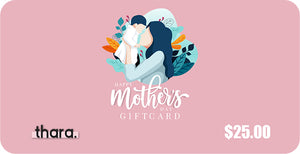thara. Mother's Day Gift Card - shopthara.com