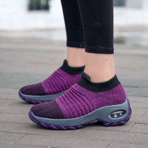 Super Soft Height Increase Walking Shoes - shopthara.com