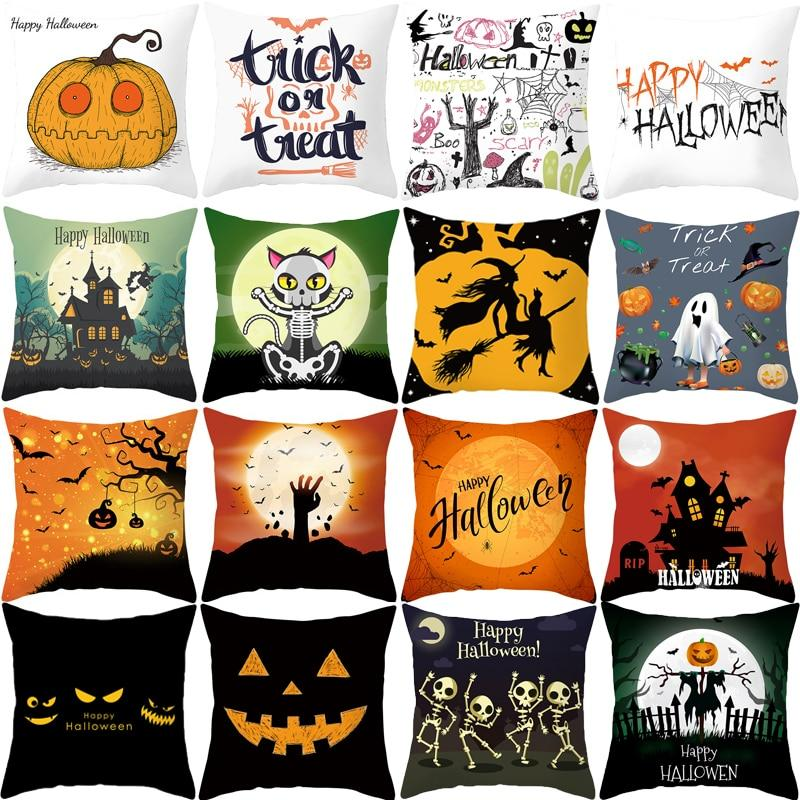Halloween Decoration Pillowcase - thara.