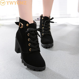 New Style Autumn Winter Women Boots - thara.