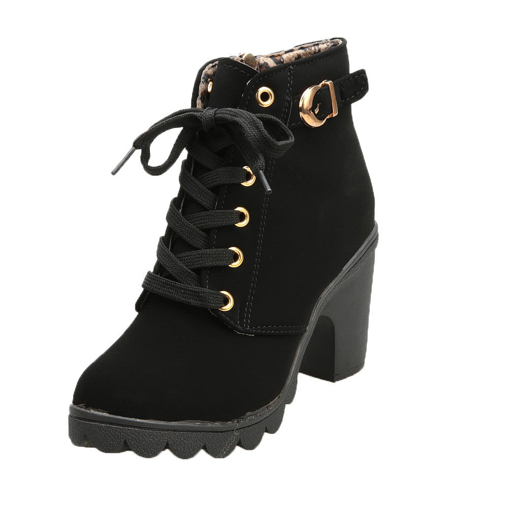 New Style Autumn Winter Women Boots - shopthara.com