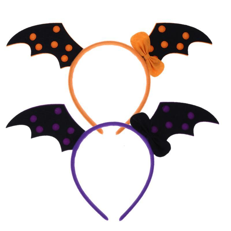 Witch Kids Halloween Headband - thara.